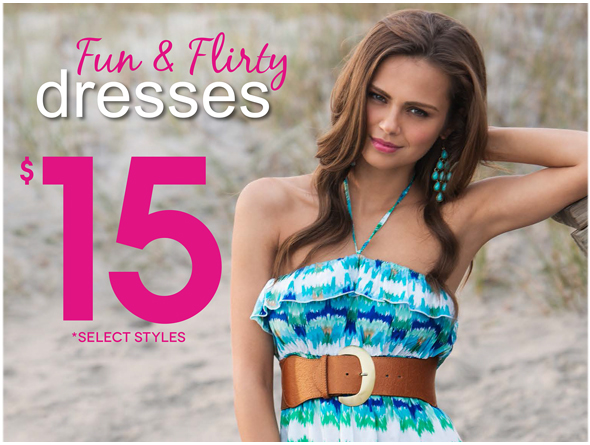 15$DRESSES