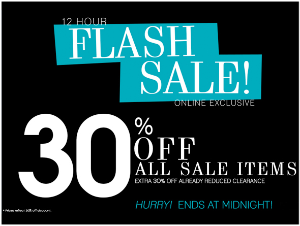 FLASHSALE30